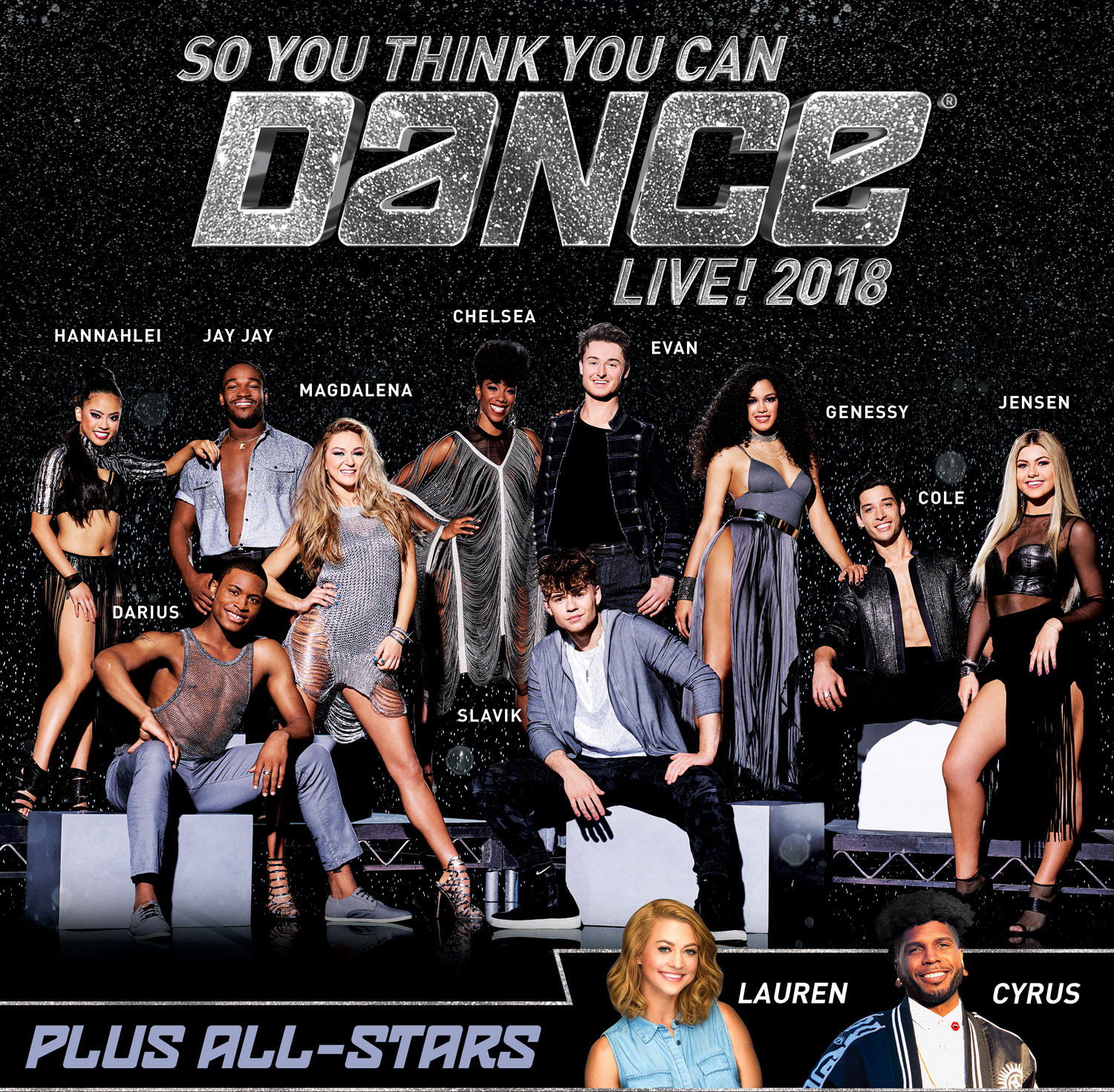 So You Think You Can Dance – Live 2018!