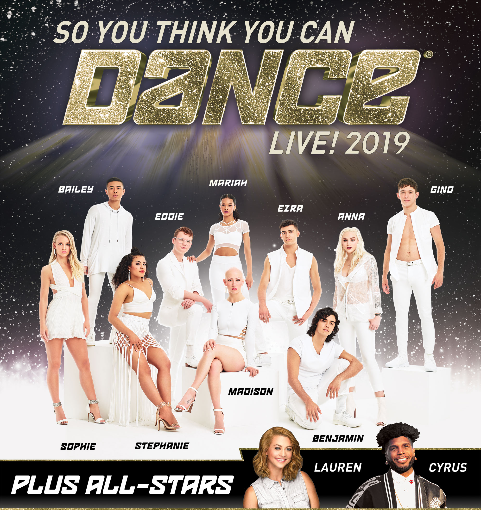 Dance Live Tour 2019! - So You Think You Can Dance